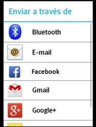 LG Optimus L3 II - Funciones básicas - Uso de la camára - Paso 10
