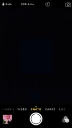 Apple iPhone 6 iOS 8 - Photos, vidéos, musique - Prendre une photo - Étape 7