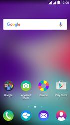 Wiko Rainbow Lite 4G - Applications - Télécharger une application - Étape 1