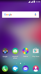 Wiko Rainbow Lite 4G - Contact, Appels, SMS/MMS - Envoyer un SMS - Étape 1