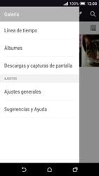 HTC One A9 - Bluetooth - Transferir archivos a través de Bluetooth - Paso 5