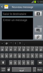 Samsung Galaxy S3 Mini - Contact, Appels, SMS/MMS - Envoyer un MMS - Étape 5