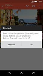 HTC Desire 820 - Photos, vidéos, musique - Envoyer une photo via Bluetooth - Étape 11