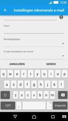 Sony Xperia M4 Aqua (E2303) - E-mail - Instellingen KPNMail controleren - Stap 10