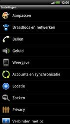 HTC X515m EVO 3D - Internet - buitenland - Stap 4