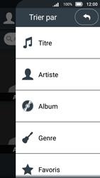 Doro 8031 - Photos, vidéos, musique - Ecouter de la musique - Étape 7