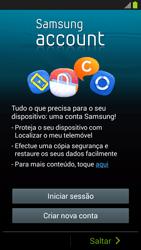 Samsung Galaxy S3 - Primeiros passos - Como ligar o telemóvel pela primeira vez -  6
