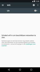 LG Nexus 5X (H791F) - Android Nougat - WiFi - Verbinden met een netwerk - Stap 5