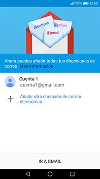 Huawei P10 Plus - E-mail - Configurar Gmail - Paso 14