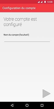 Motorola Moto G6 - E-mails - Ajouter ou modifier votre compte Outlook - Étape 12