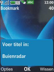 Nokia 6600 slide - Internet - Hoe te internetten - Stap 12