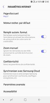 Samsung Galaxy A6 - Internet - configuration manuelle - Étape 27