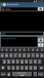 Samsung I9205 Galaxy Mega 6-3 LTE - Mms - Hoe te versturen - Stap 11