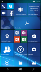 Microsoft Lumia 650 - Troubleshooter - Applications - Étape 1
