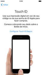 Apple iPhone iOS 9 - Primeiros passos - Como ativar seu aparelho - Etapa 14