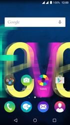 Wiko Fever 4G - Contactgegevens overzetten - delen via Bluetooth - Stap 2