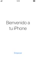 Apple iPhone 6s - iOS 11 - Primeros pasos - Activar el equipo - Paso 29