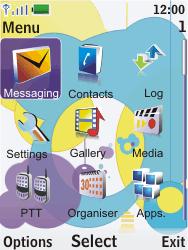 Nokia 7310 supernova - SMS - Manual configuration - Step 3