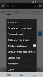 LG G Flex D955 - Internet - Navigation sur internet - Étape 17