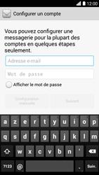 Bouygues Telecom Ultym 5 - E-mails - Ajouter ou modifier un compte e-mail - Étape 6