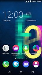 Wiko Fever 4G - Internet no telemóvel - Como configurar ligação à internet -  1