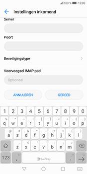 Huawei P Smart (Model FIG-LX1) - E-mail - Instellingen KPNMail controleren - Stap 15