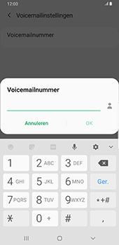 Samsung galaxy-s9-plus-sm-g965f-android-pie - Voicemail - Handmatig instellen - Stap 9