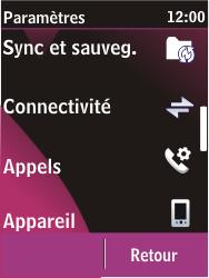 Nokia C2-03 - Réseau - utilisation à l'étranger - Étape 7