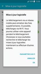 Samsung J500F Galaxy J5 - Réseau - Installation de mises à jour - Étape 8