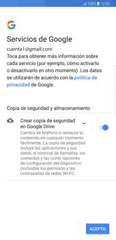 Samsung Galaxy Note 8 - E-mail - Configurar Gmail - Paso 11