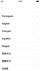 Apple iPhone 5s - iOS 12 - Primeiros passos - Como ligar o telemóvel pela primeira vez -  5