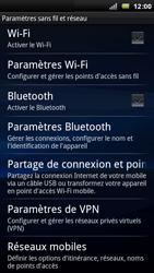 Sony Ericsson Xperia Arc - Internet - activer ou désactiver - Étape 5