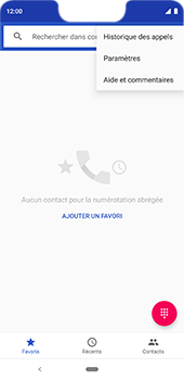 Google Pixel 3XL - Messagerie vocale - Configuration manuelle - Étape 5
