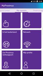 BlackBerry DTEK 50 - Applicaties - MyProximus - Stap 18