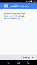 Sony Xperia XA1 - E-mail - Configurar Gmail - Paso 13