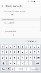 Samsung Galaxy S7 Edge (G935) - E-mail - Configurer l