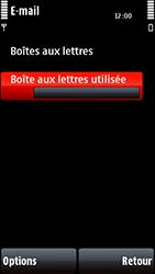Nokia 5800 Xpress Music - E-mail - Configuration manuelle - Étape 30