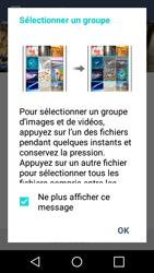 LG K4 - Photos, vidéos, musique - Envoyer une photo via Bluetooth - Étape 6