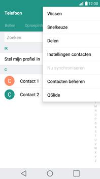 LG K520 Stylus 2 DAB+ - Contacten en data - Contacten kopiëren van toestel naar SIM - Stap 6