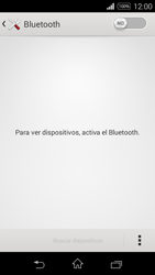 Sony D2203 Xperia E3 - Bluetooth - Conectar dispositivos a través de Bluetooth - Paso 5