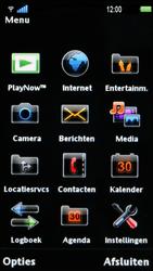 Sony Ericsson U1i Satio - Internet - Hoe te internetten - Stap 2