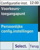 Nokia 113 - Internet - Handmatig instellen - Stap 5