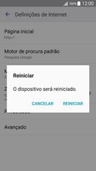 Samsung Galaxy A5 - Internet no telemóvel - Como configurar ligação à internet -  27