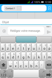 Alcatel Pixi 3 Dual Sim - Contact, Appels, SMS/MMS - Envoyer un MMS - Étape 11