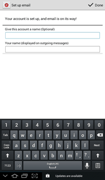 Samsung P3100 Galaxy Tab 2 7-0 - E-mail - Manual configuration - Step 14
