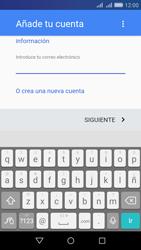 Huawei Huawei Y6 - E-mail - Configurar Gmail - Paso 10