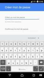Sony Xperia XA1 - Applications - Créer un compte - Étape 12
