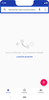 Google Pixel 3XL - Messagerie vocale - Configuration manuelle - Étape 4
