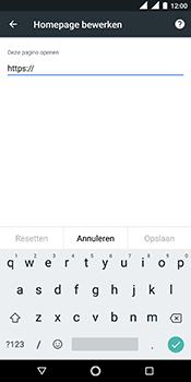 Nokia 5.1 - Internet - handmatig instellen - Stap 29