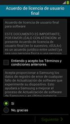 Samsung Galaxy S4 Mini - Primeros pasos - Activar el equipo - Paso 9